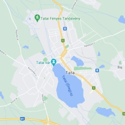 Tata térkép